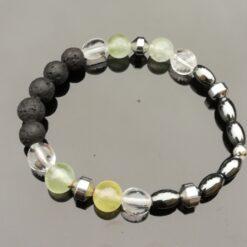 Essential oil Diffuser Bracelet - calm, healing, clarity, grounding